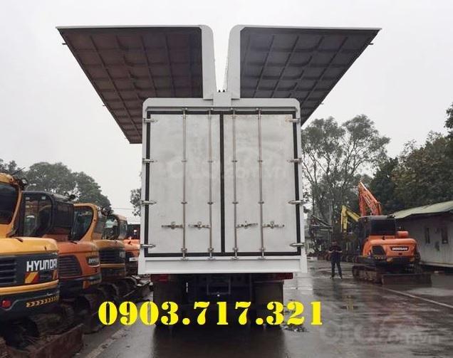 Cần bán xe tải DongFeng thùng kín cánh dơi mới 2021, giá hỗ trợ vay vốn năm 2021 (6)