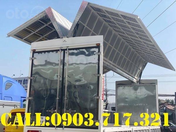 Cần bán xe tải DongFeng thùng kín cánh dơi mới 2021, giá hỗ trợ vay vốn năm 2021 (7)
