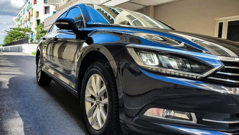 Sedan hạng D nhập Đức 100% - Passat Bluemotion 1.8 Turbo giảm 177tr trừ trực tiếp vào hóa đơn + gói phụ kiện cao cấp (2)