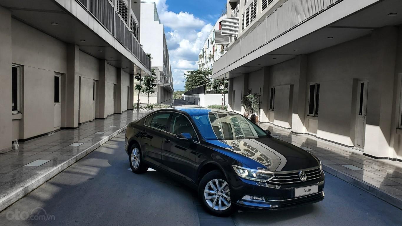 Sedan hạng D nhập Đức 100% - Passat Bluemotion 1.8 Turbo giảm 177tr trừ trực tiếp vào hóa đơn + gói phụ kiện cao cấp (5)