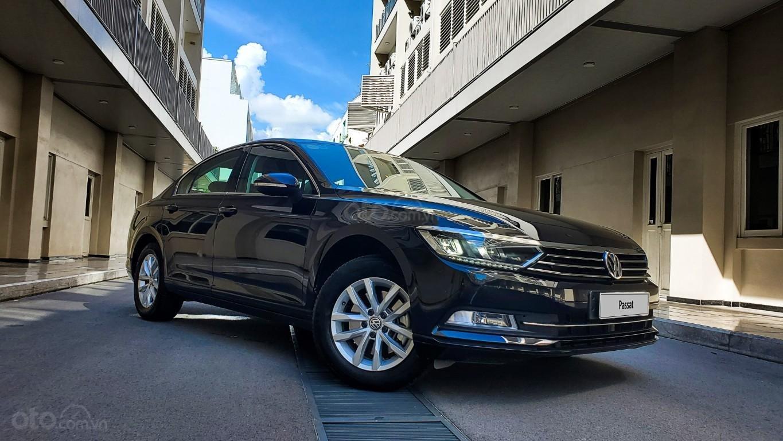 Sedan hạng D nhập Đức 100% - Passat Bluemotion 1.8 Turbo giảm 177tr trừ trực tiếp vào hóa đơn + gói phụ kiện cao cấp (4)