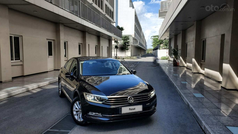 Sedan hạng D nhập Đức 100% - Passat Bluemotion 1.8 Turbo giảm 177tr trừ trực tiếp vào hóa đơn + gói phụ kiện cao cấp (6)