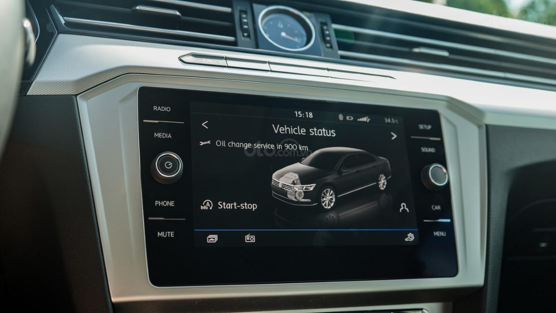 Sedan hạng D nhập Đức 100% - Passat Bluemotion 1.8 Turbo giảm 177tr trừ trực tiếp vào hóa đơn + gói phụ kiện cao cấp (14)