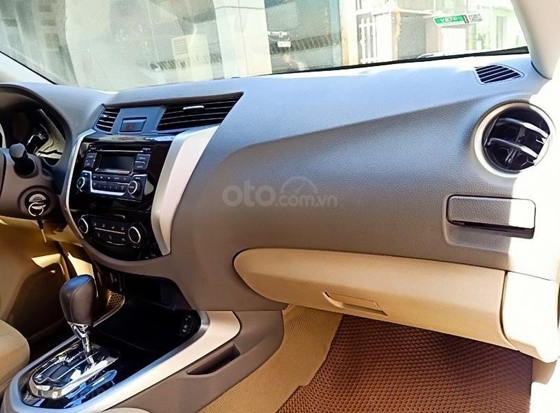 Bán ô tô Nissan Navara EL AT 2016, màu trắng, xe nhập còn mới (3)