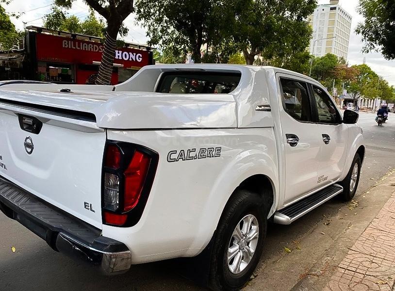 Bán ô tô Nissan Navara EL AT 2016, màu trắng, xe nhập còn mới (2)