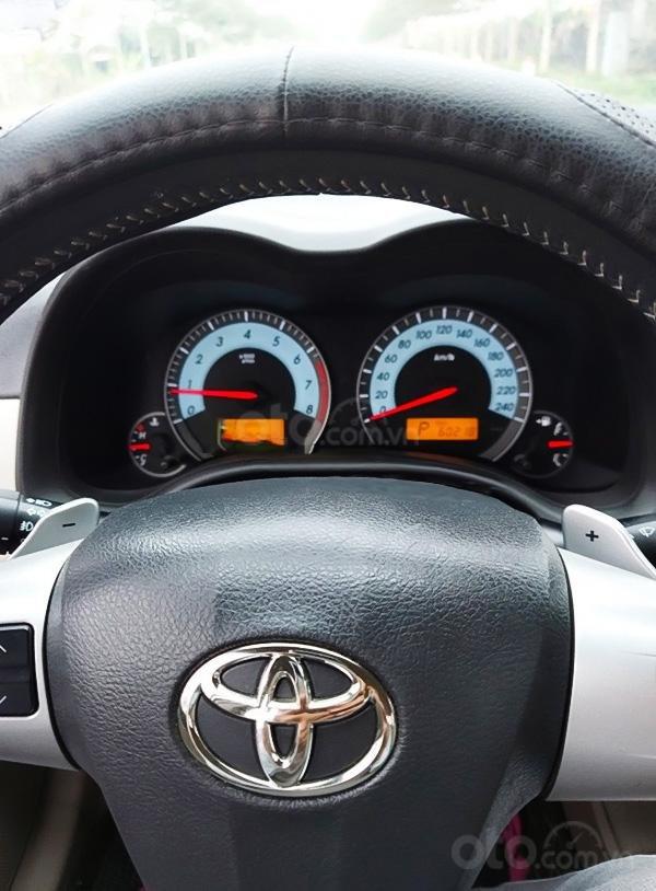 Bán ô tô Toyota Corolla đời 2012, màu bạc còn mới, 498 triệu (5)