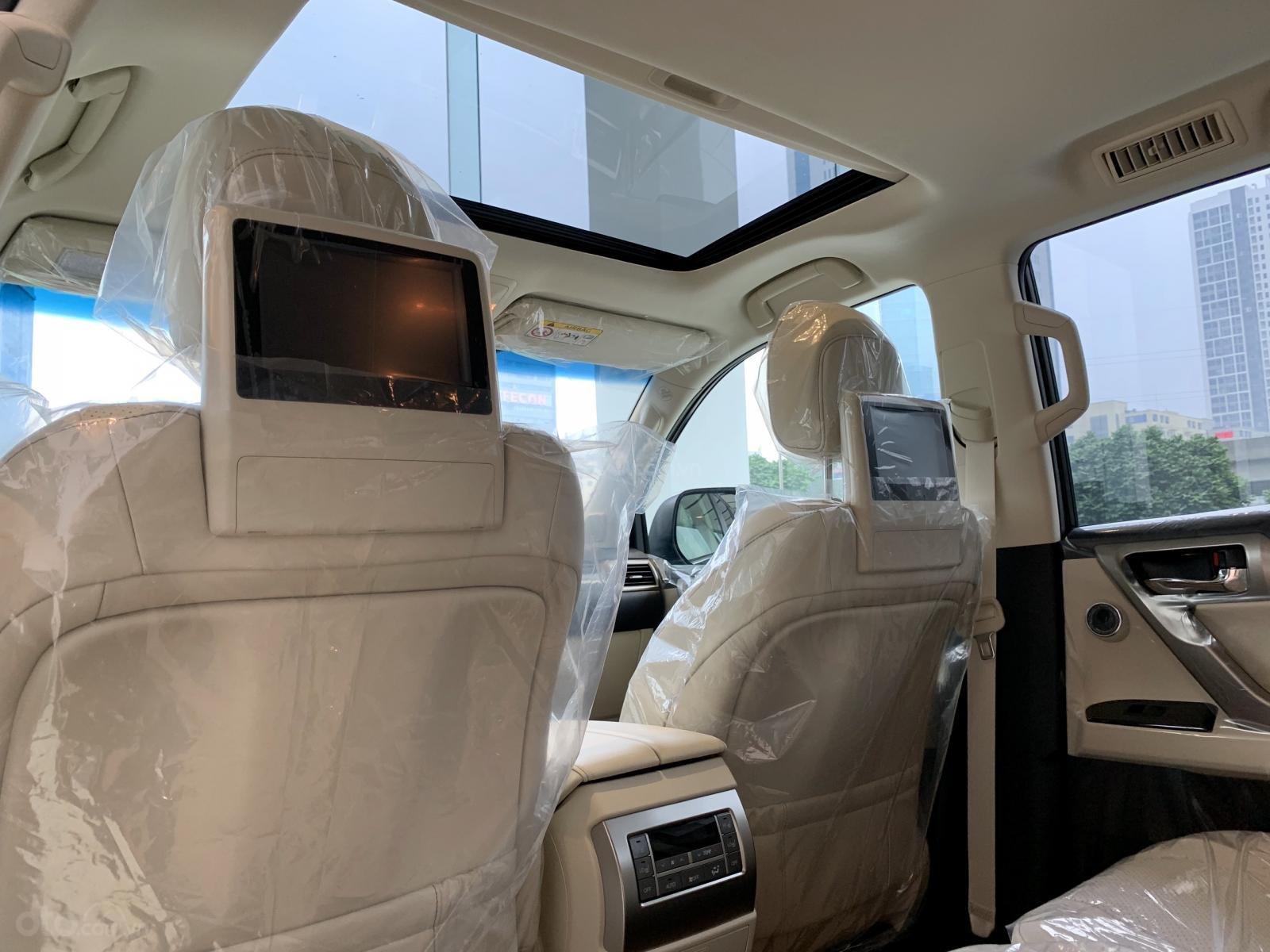 Bán Lexus GX 460 model 2021, giao xe ngay cùng khuyến mại 03 năm bảo dưỡng miễn phí tại hãng (5)