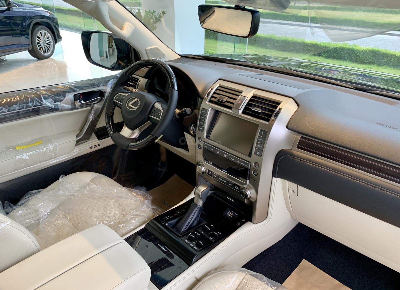 Bán Lexus GX 460 model 2021, giao xe ngay cùng khuyến mại 03 năm bảo dưỡng miễn phí tại hãng (9)