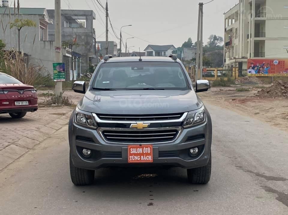 Cần bán Chevrolet Colorado LTZ 2.5 sản xuất 2019, màu xám số tự động (1)