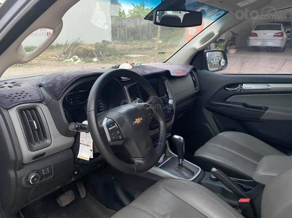 Cần bán Chevrolet Colorado LTZ 2.5 sản xuất 2019, màu xám số tự động (5)