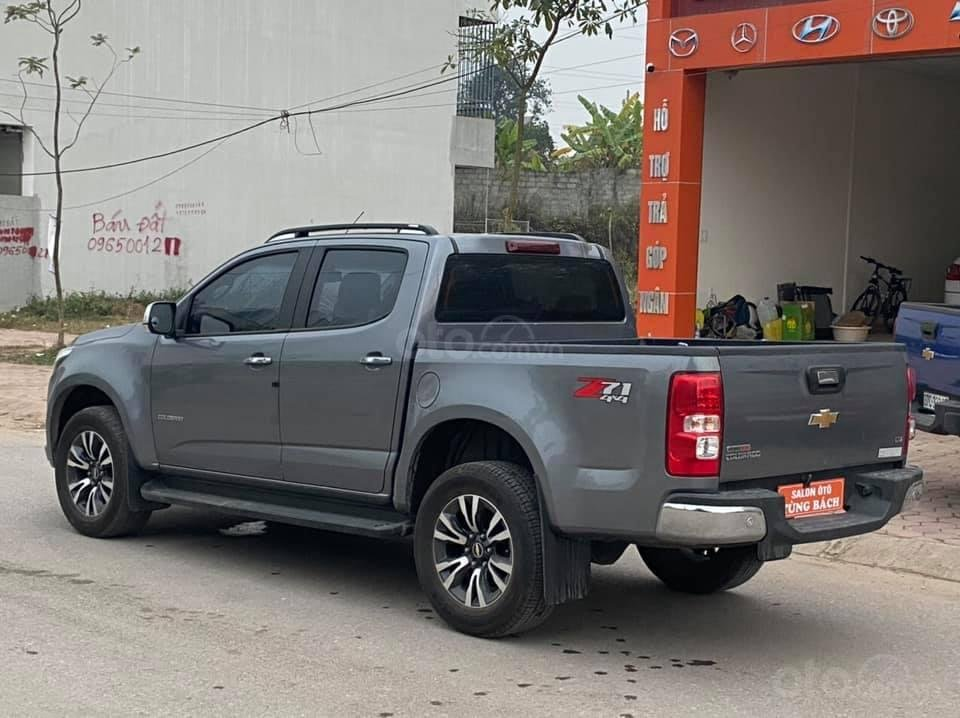 Cần bán Chevrolet Colorado LTZ 2.5 sản xuất 2019, màu xám số tự động (4)