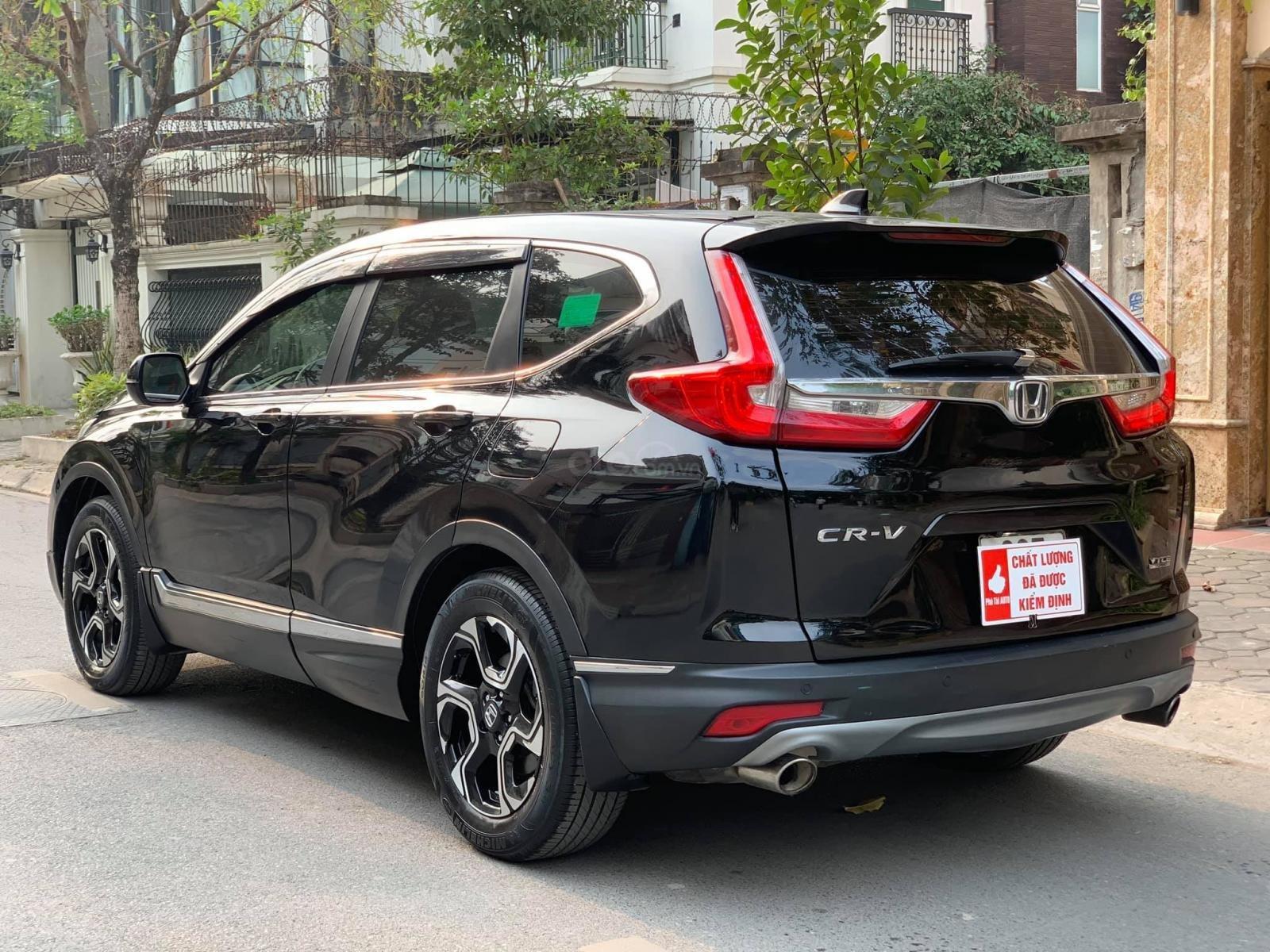 Bán xe Honda CR-V G 1.5AT đời 2018, màu đen, nhập khẩu nguyên chiếc, giá tốt (4)