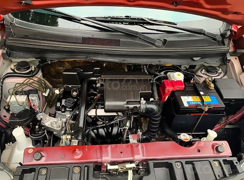 Cần bán Mitsubishi Attrage đời 2017, màu đỏ, nhập khẩu nguyên chiếc (5)