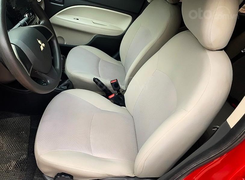 Cần bán Mitsubishi Attrage đời 2017, màu đỏ, nhập khẩu nguyên chiếc (6)