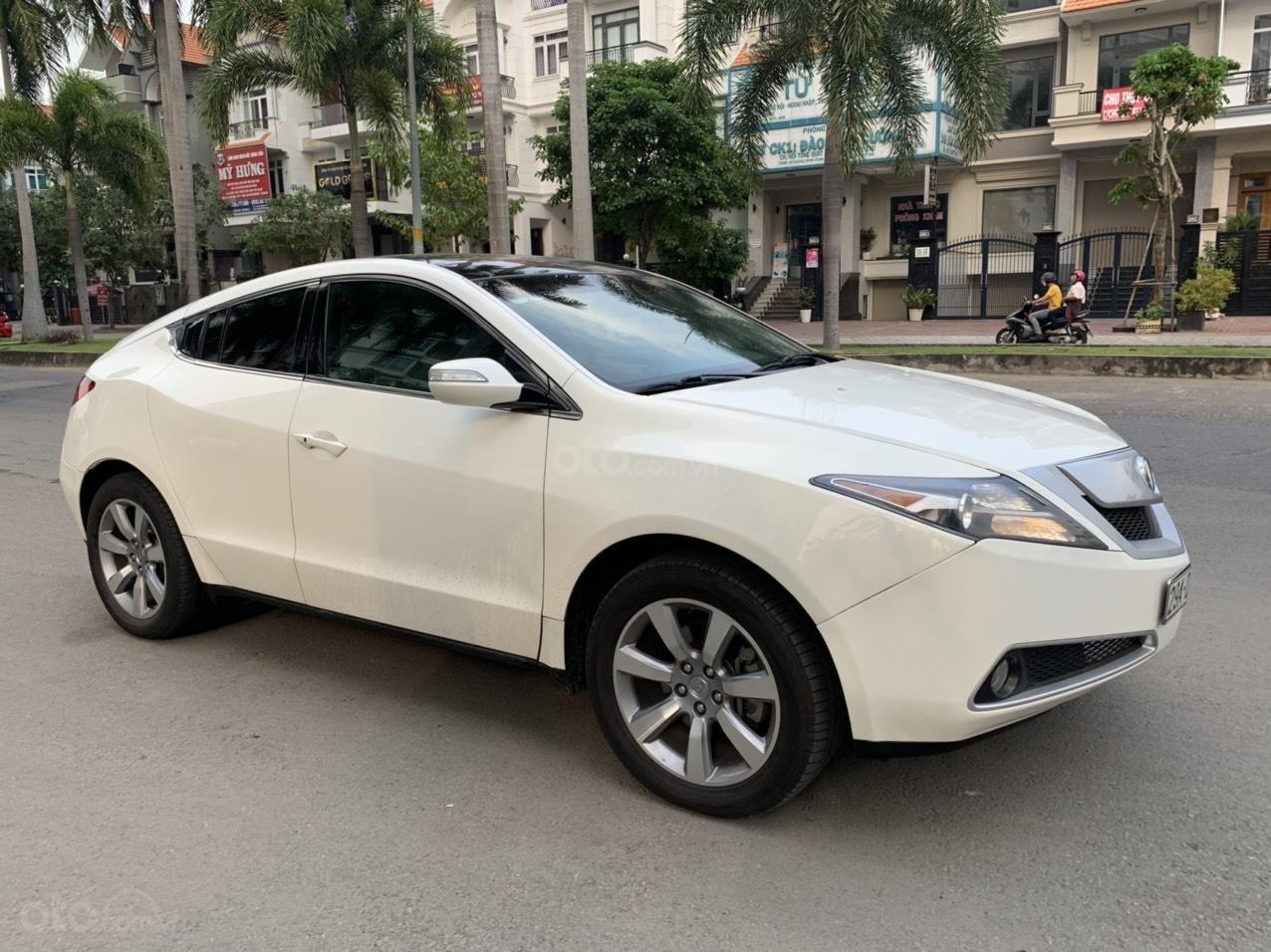 Cần bán xe Acura ZDX SX 2010, màu trắng giá 1 tỷ 130 triệu (1)