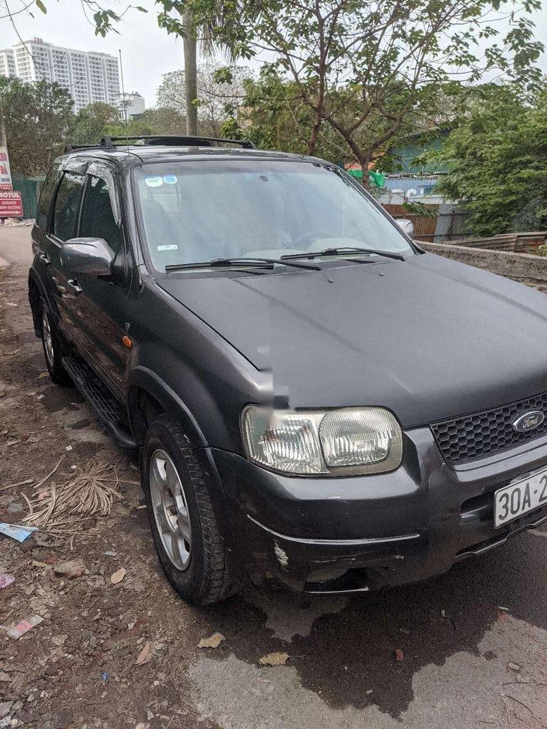 Cần bán lại xe Ford Escape sản xuất năm 2002, nhập khẩu nguyên chiếc còn mới, 100tr (1)