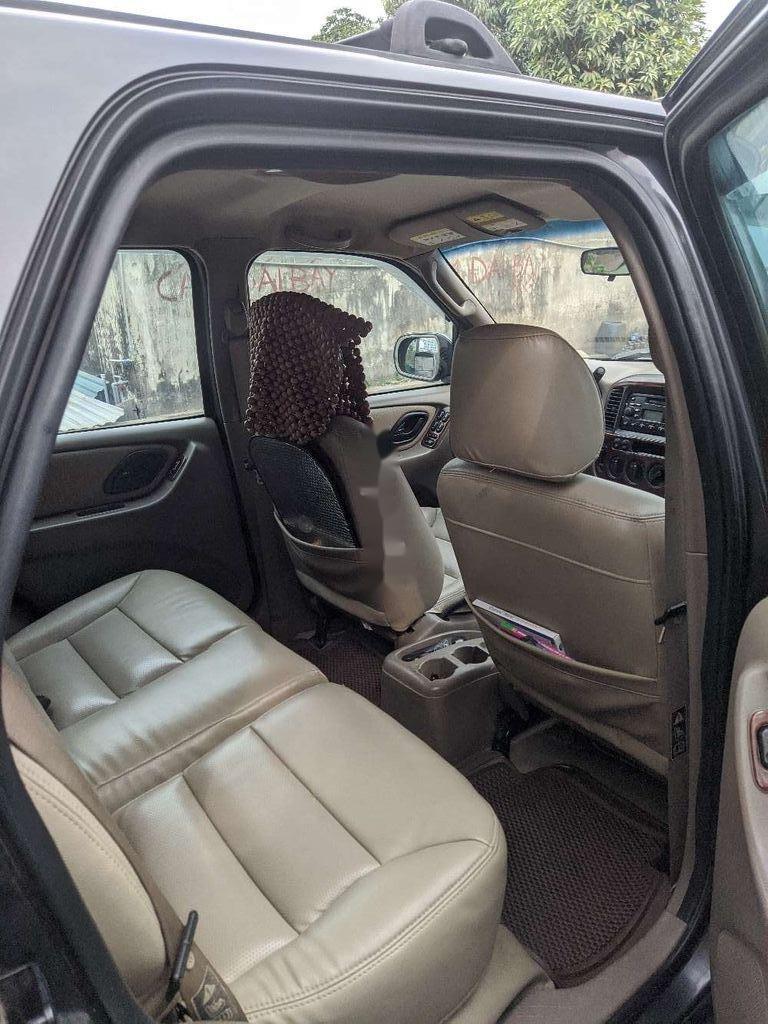 Cần bán lại xe Ford Escape sản xuất năm 2002, nhập khẩu nguyên chiếc còn mới, 100tr (5)