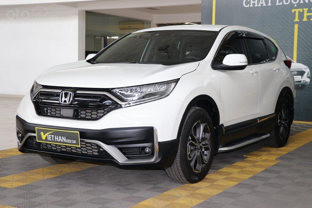 Honda CRV G 1.5 2020, xe lướt, bao chất, trả góp nhanh (2)