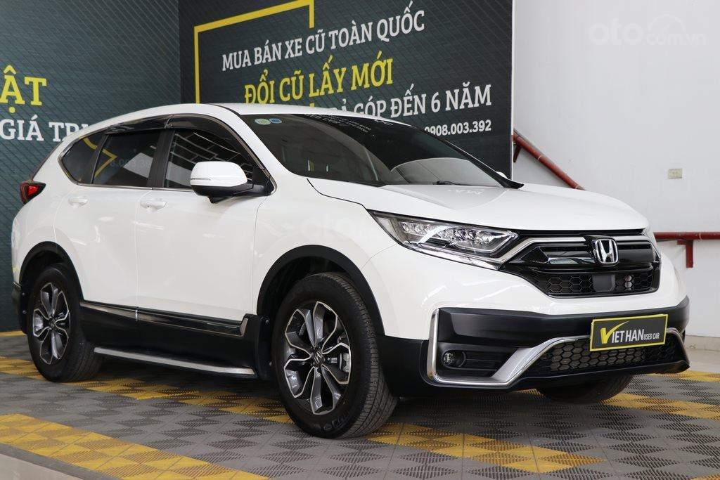 Honda CRV G 1.5 2020, xe lướt, bao chất, trả góp nhanh (3)