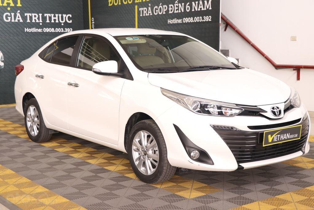 Toyota Vios G 1.5AT 2019, xe bao đẹp, trả góp nhanh chóng (3)
