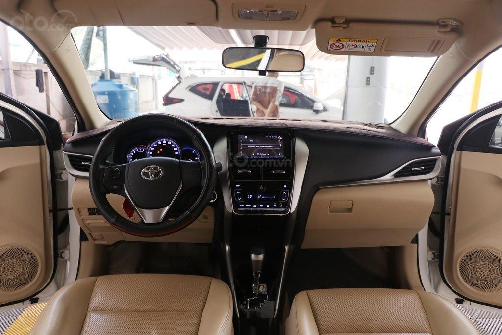 Toyota Vios G 1.5AT 2019, xe bao đẹp, trả góp nhanh chóng (7)