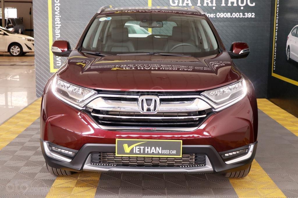 Honda CRV L 2.4 2018, xe lướt, bao mới, trả góp nhanh (1)