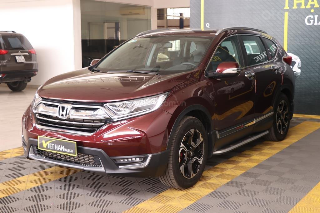 Honda CRV L 2.4 2018, xe lướt, bao mới, trả góp nhanh (4)