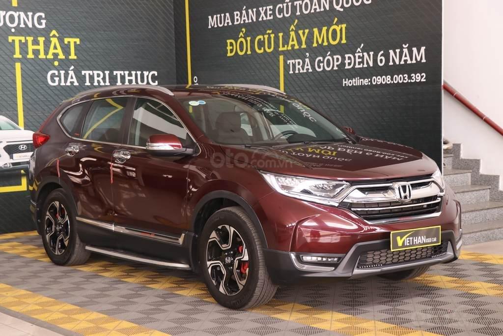 Honda CRV L 2.4 2018, xe lướt, bao mới, trả góp nhanh (3)