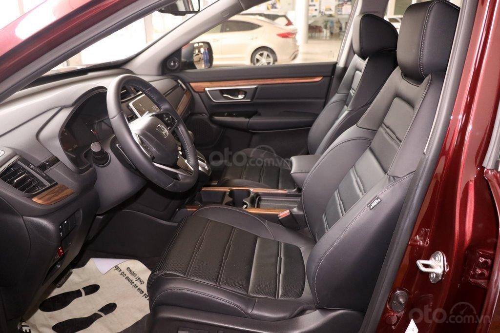 Honda CRV L 2.4 2018, xe lướt, bao mới, trả góp nhanh (6)