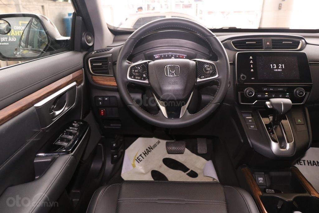 Honda CRV L 2.4 2018, xe lướt, bao mới, trả góp nhanh (9)