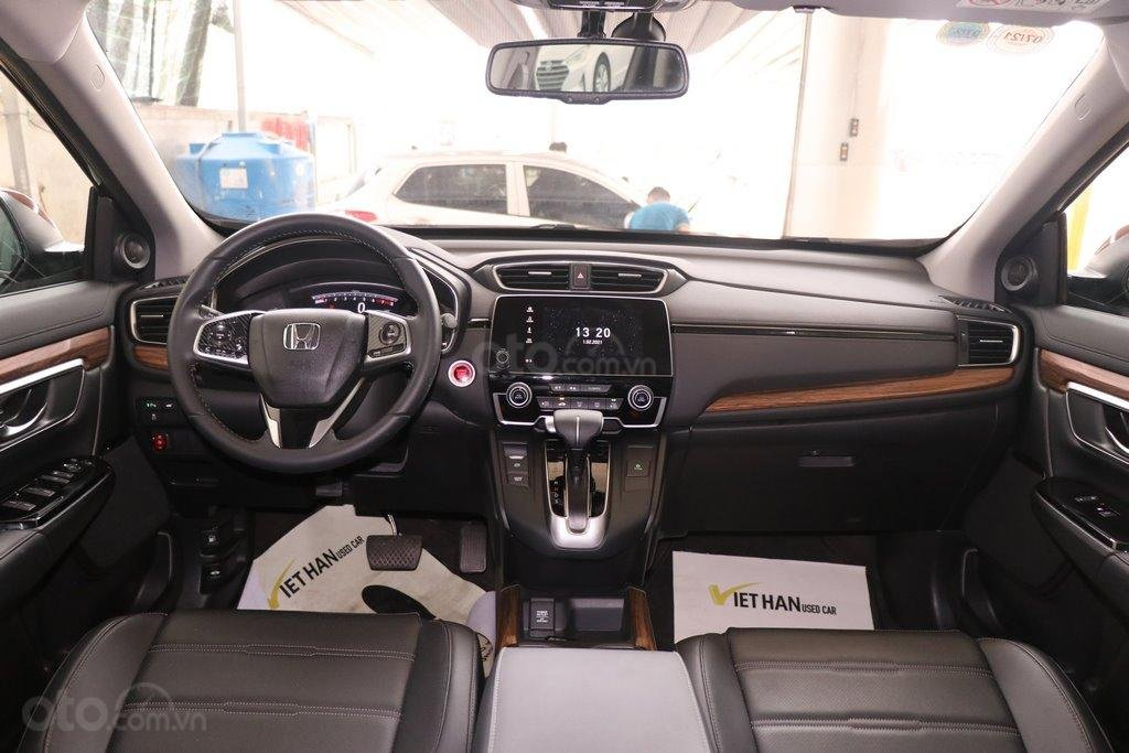Honda CRV L 2.4 2018, xe lướt, bao mới, trả góp nhanh (8)