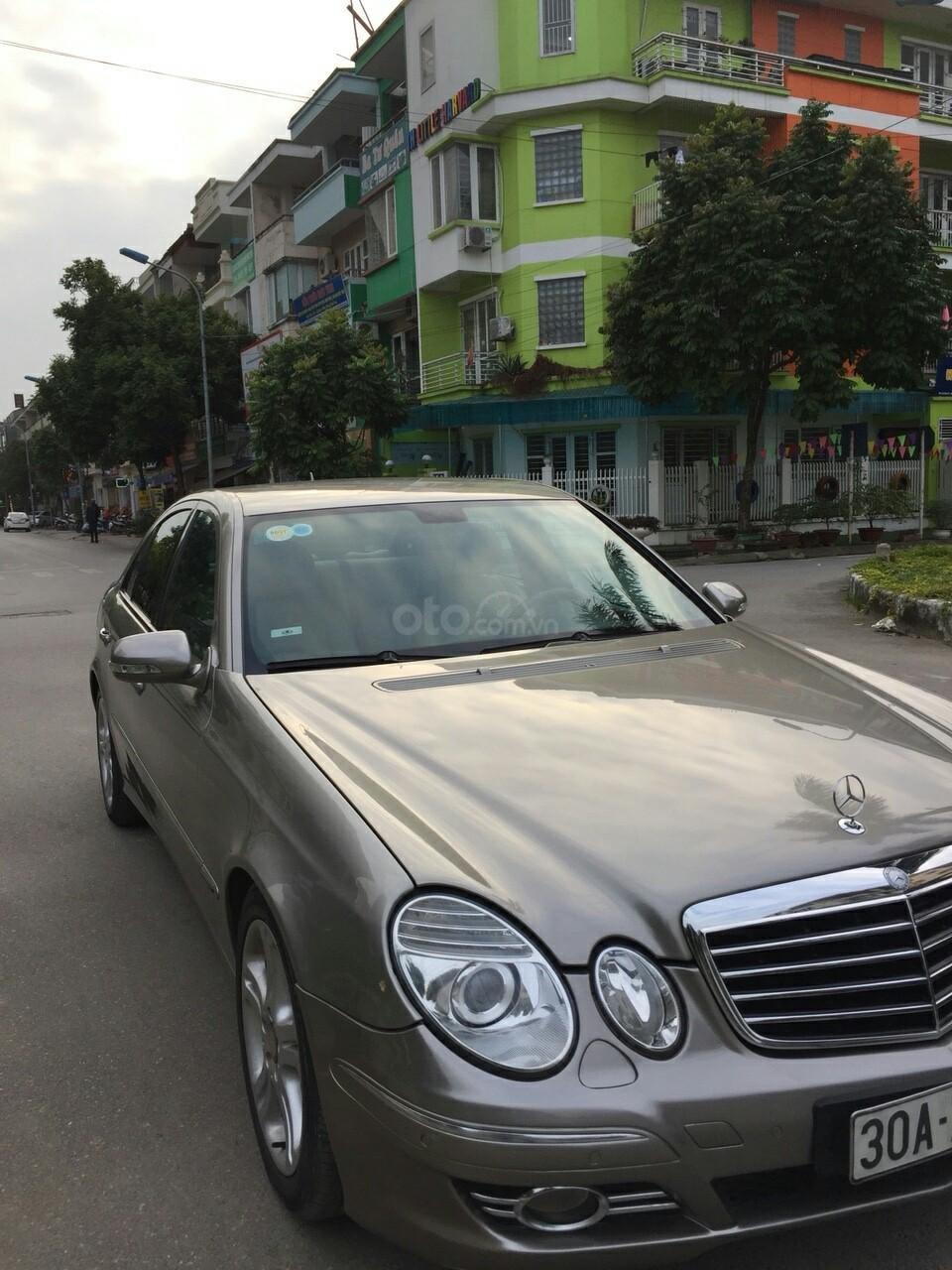 Bán Mercedes C200 sản xuất 2007 giá cực tốt (1)