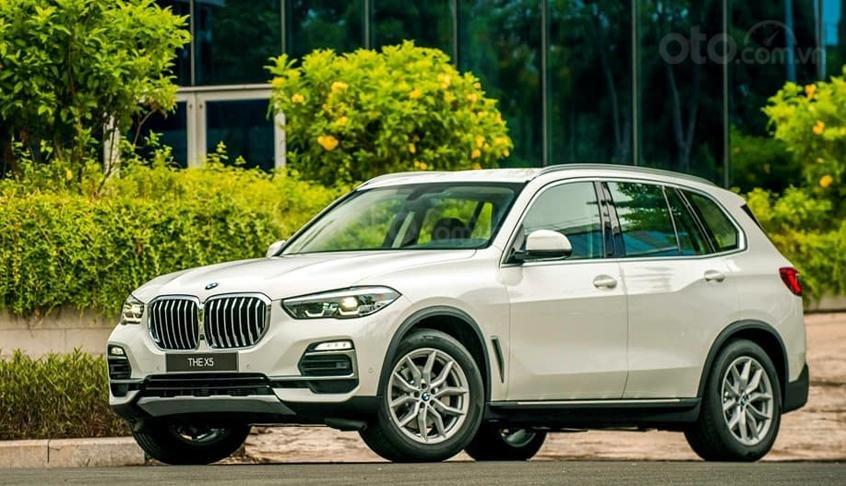 BMW X5 nhập khẩu chính hãng giao ngay (1)