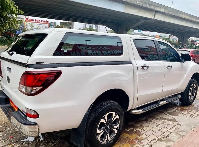 Cần bán gấp Mazda BT 50 đời 2018, màu trắng, nhập khẩu  (5)