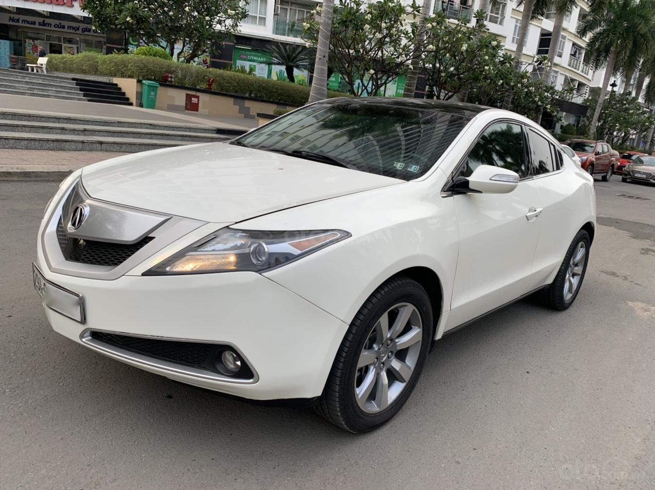 Cần bán xe Acura ZDX SX 2010, màu trắng giá 1 tỷ 130 triệu (4)