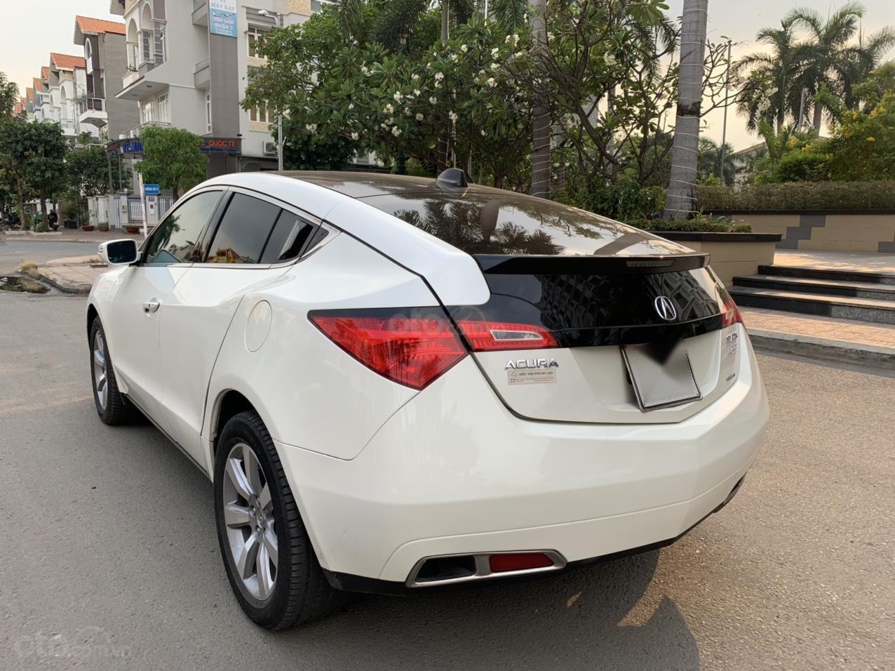 Cần bán xe Acura ZDX SX 2010, màu trắng giá 1 tỷ 130 triệu (7)