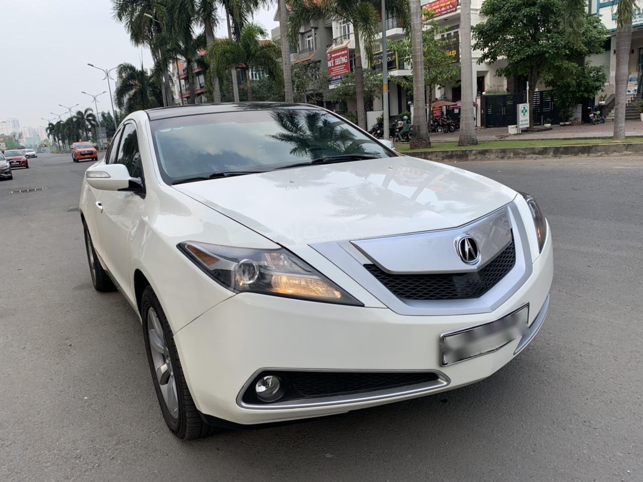 Cần bán xe Acura ZDX SX 2010, màu trắng giá 1 tỷ 130 triệu (9)
