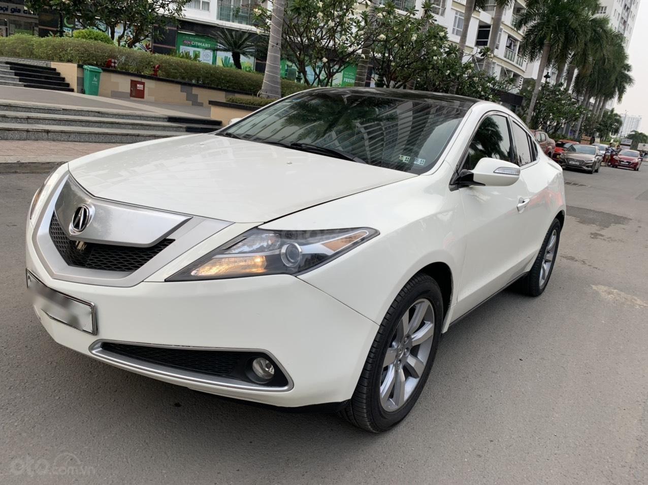 Cần bán xe Acura ZDX SX 2010, màu trắng giá 1 tỷ 130 triệu (10)