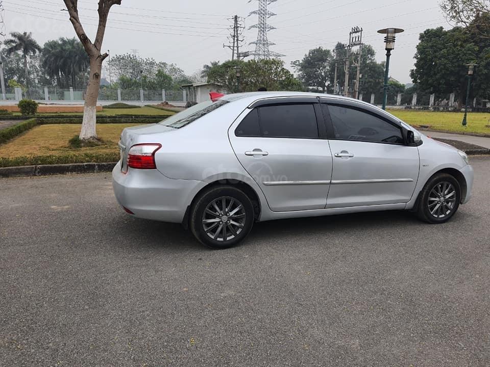 Bán nhanh với giá thấp chiếc Toyota Vios MT đời 2013 (4)