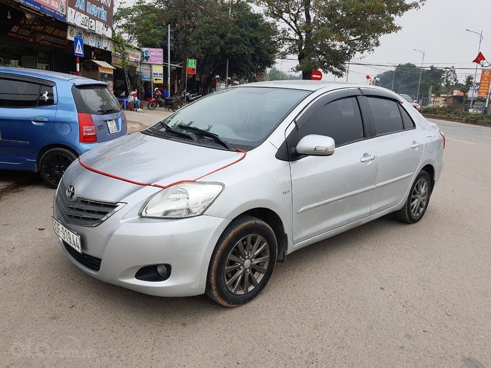 Bán nhanh với giá thấp chiếc Toyota Vios MT đời 2013 (1)