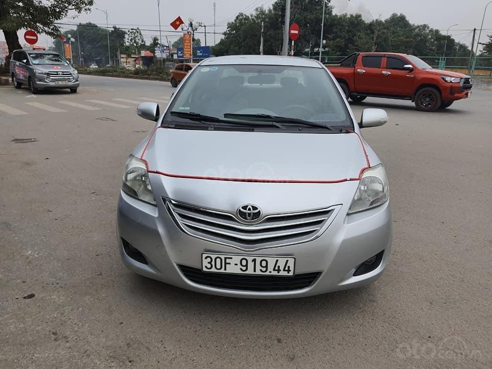 Bán nhanh với giá thấp chiếc Toyota Vios MT đời 2013 (3)