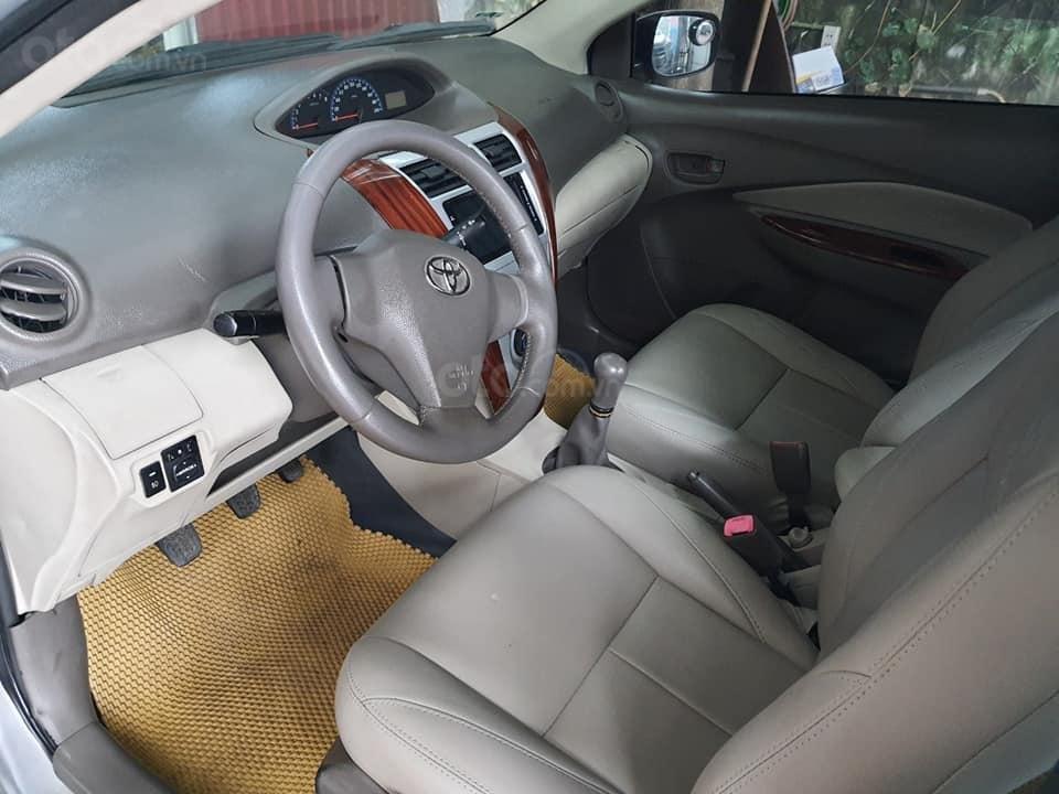 Bán nhanh với giá thấp chiếc Toyota Vios MT đời 2013 (5)