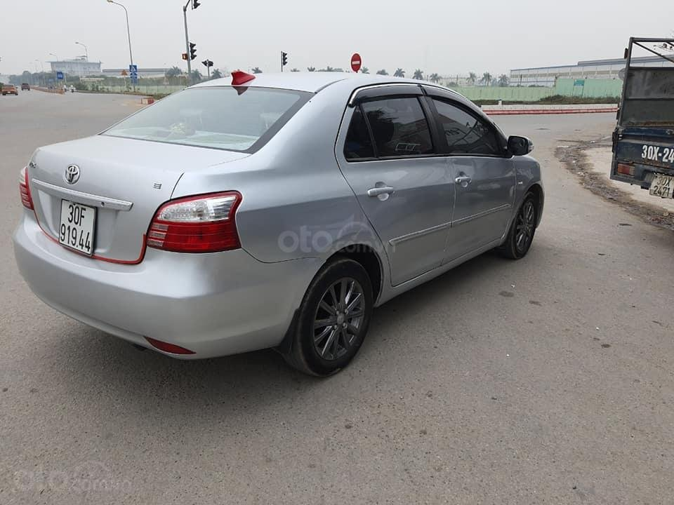 Bán nhanh với giá thấp chiếc Toyota Vios MT đời 2013 (2)