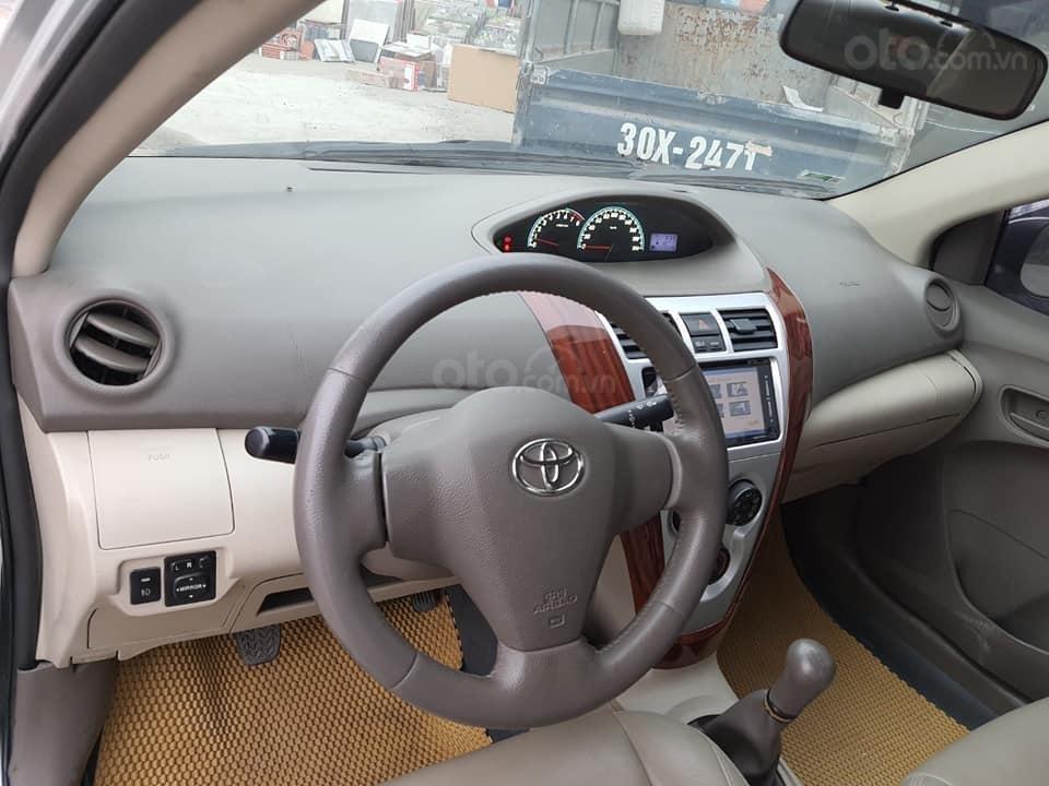Bán nhanh với giá thấp chiếc Toyota Vios MT đời 2013 (6)
