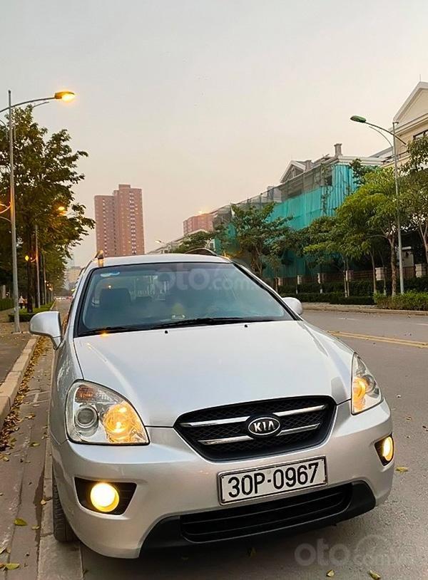 Cần bán xe Kia Carens sản xuất 2009, màu bạc chính chủ, giá 286tr (5)