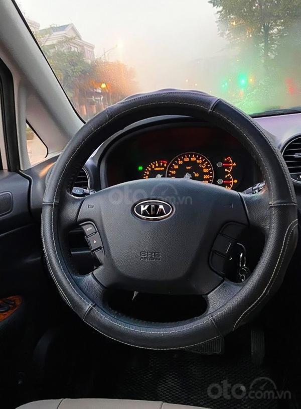 Cần bán xe Kia Carens sản xuất 2009, màu bạc chính chủ, giá 286tr (3)