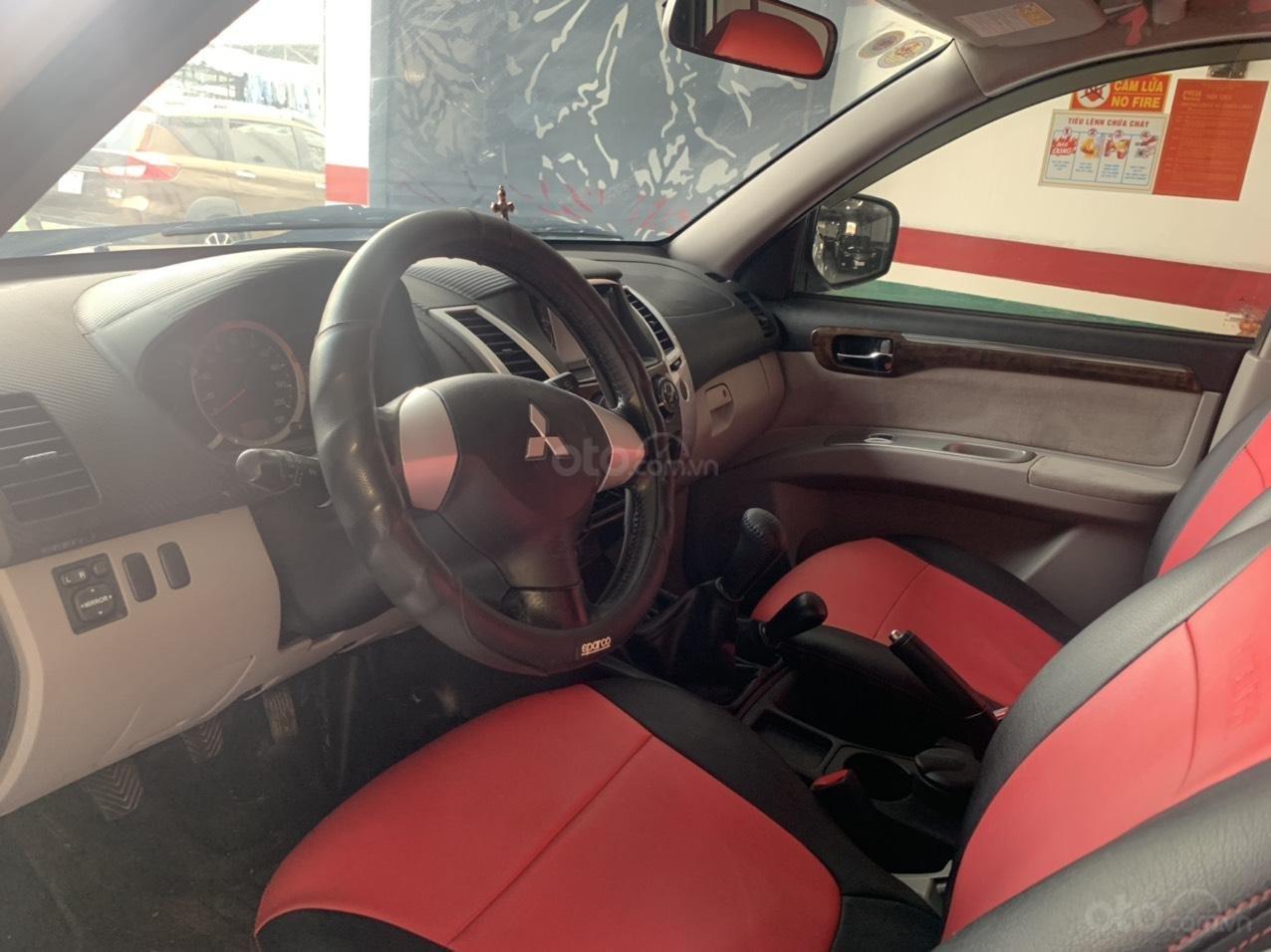 Bán Mitsubishi Pajero Sport SX 2012, giá chỉ 468 triệu (5)