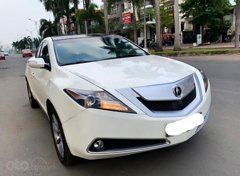 Cần bán xe Acura ZDX năm sản xuất 2010, màu trắng (1)