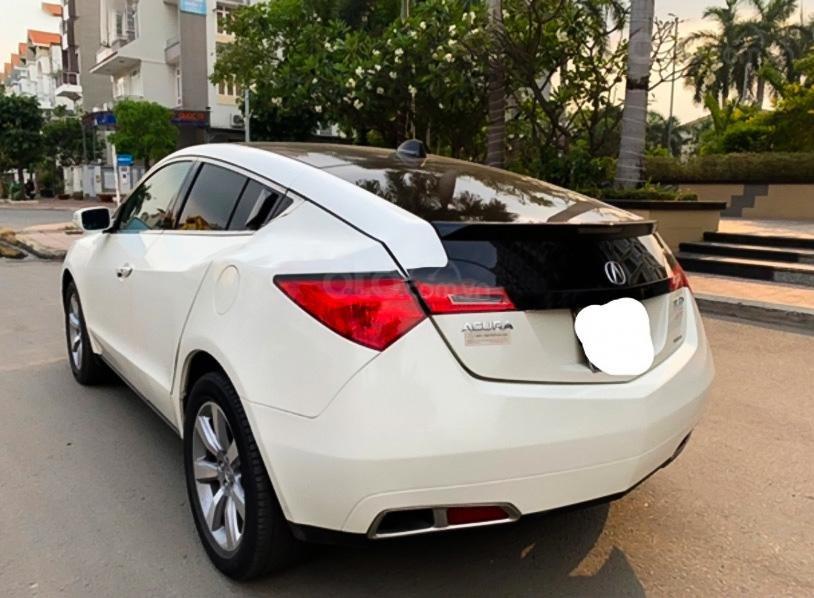 Cần bán xe Acura ZDX năm sản xuất 2010, màu trắng (2)
