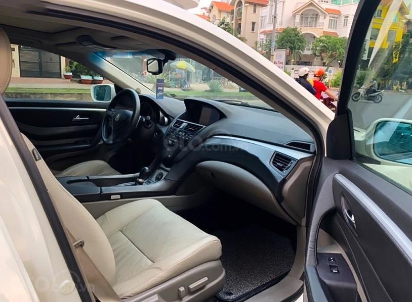 Cần bán xe Acura ZDX năm sản xuất 2010, màu trắng (3)